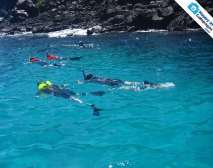Galapagos Photo Wonderful place to enjoy the snorkeling in Galapagos